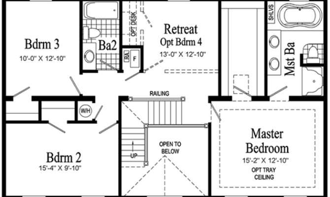 Second Story House Plans Addition Design