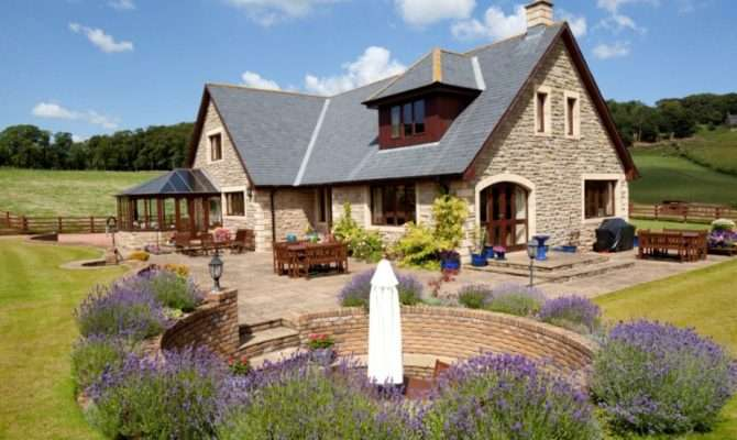 Self Build Timber Frame Houses Plans Designs