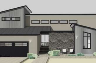 Semi Custom Home Plans Modern