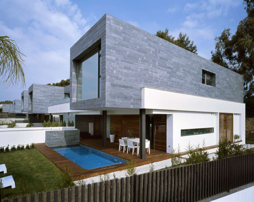 Semi Detached Homes United Matching Contemporary