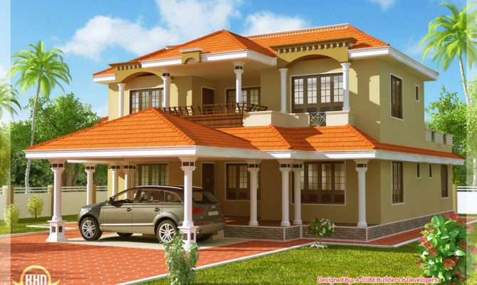 September Kerala Home Design Floor Plans