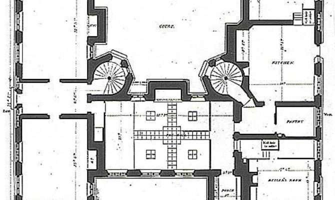 Servant Quarters Century Country Houses Like