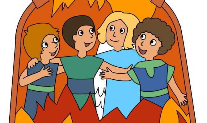 Shadrach Meshach Abednego Story Activities