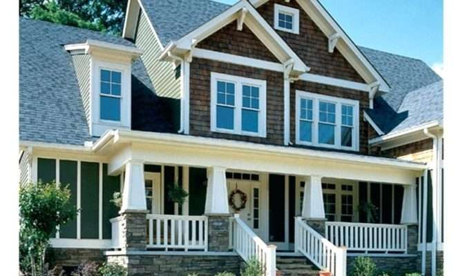 Shaker Style Home Plans Cute Craftsman Cottage House
