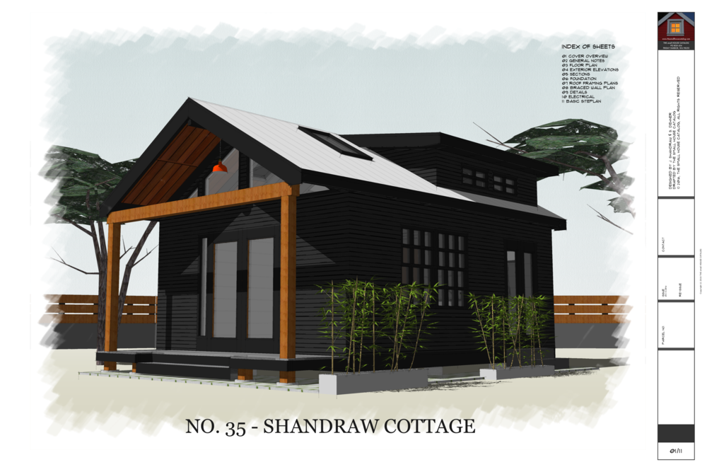 Shandraw Cottage House