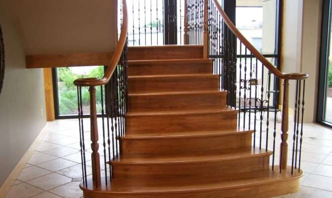 Shape Designed Stairs