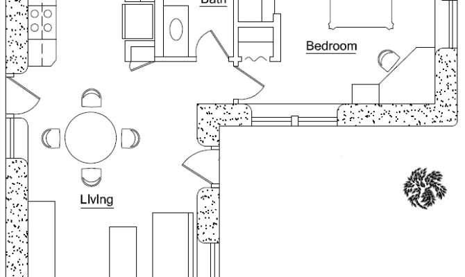 Shape Earthbag House Plans