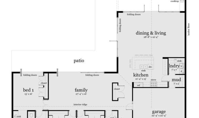 Shaped Home Plans Designs