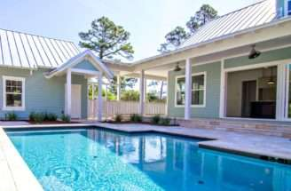 Shaped Home Plans Pool House Design Ideas