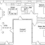 Shaped House Plan