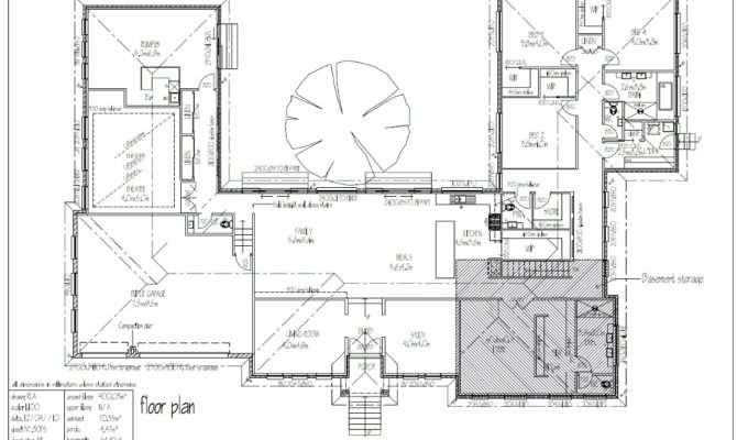 Shaped House Plans Pool Car Tuning