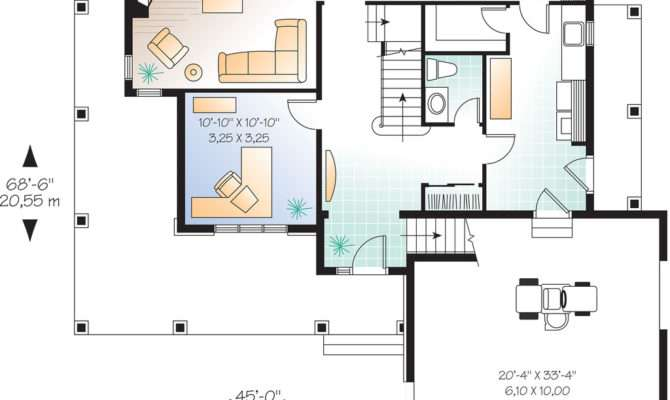 Shaped Houses Floor Plans