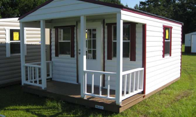 Shed House Build Yourself Fundamental Plans