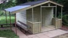 Shed Lean Wood Plans Blueprints