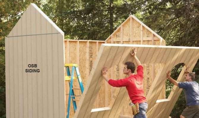 Shed Plans Storage Handyman