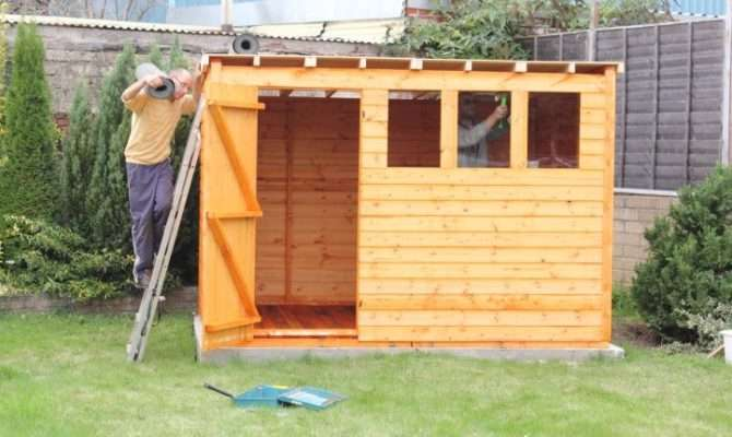 Shed Roof Designs Ideas Your Next
