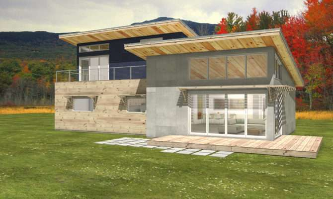 Shed Roof House Design Point Provide