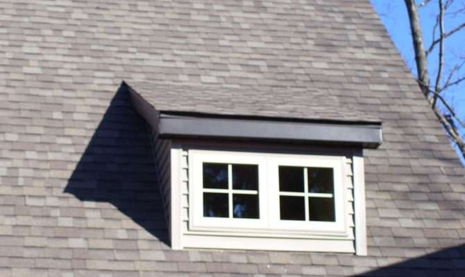 Shed Roof Style Dormer Pitch