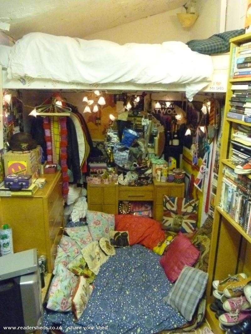 Shedlands Bedroom Shed Unique London East