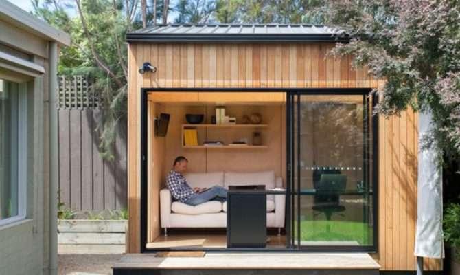 Shedquarters Backyard Office Ideas Shed