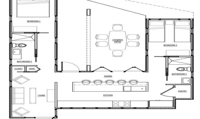 Shipping Container House Floor Plans Others Conex
