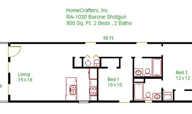 Shotgun House Floor Plan Barone Shot Gun