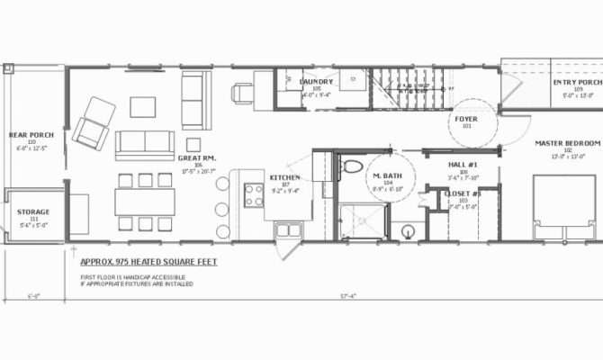 Shotgun Houses Floor Plans Becuo