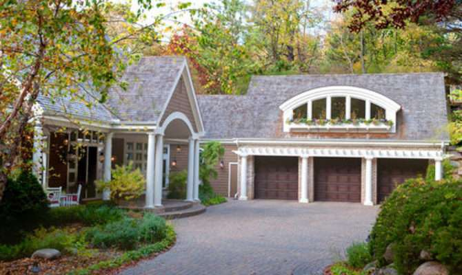 Side Garage Home Design Ideas Remodel