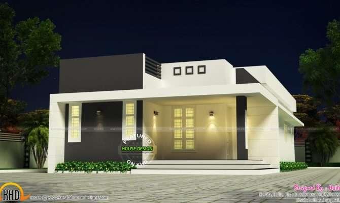 Simple Beautiful Low Budget House Kerala Home Design