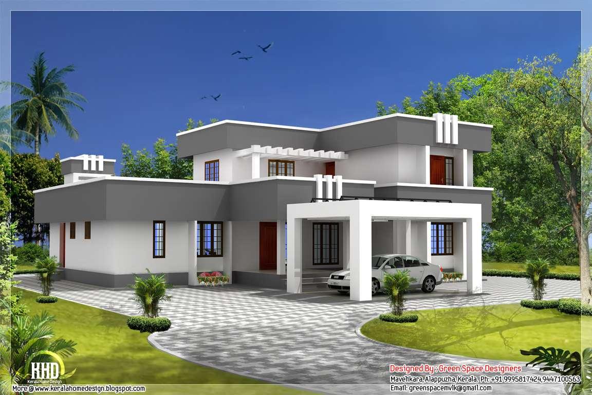 Simple Bedroom House Plans Bedroomed Bungalow Floor Plan
