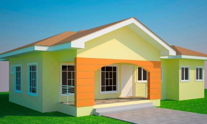 Simple Bedroom House Plans Kenya Savae