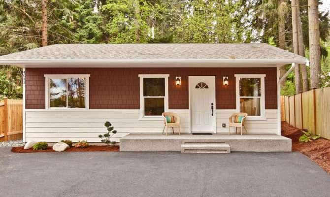Simple Bungalow Designs Cozy House Elegant