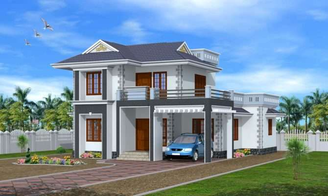Simple Bungalow House Designs Home