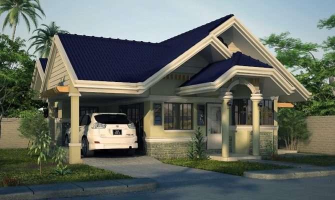 Simple Bungalow House Plans Philippines Joy Studio Design