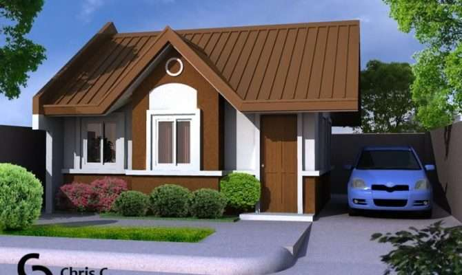 Simple Bungalow House