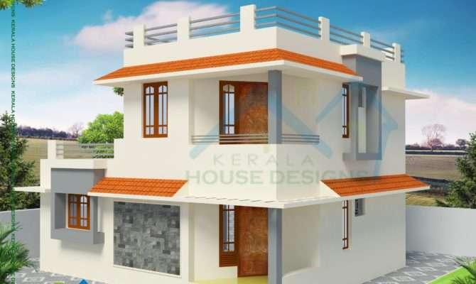 Simple But Beautiful Bedroom Kerala House Design Total Cost