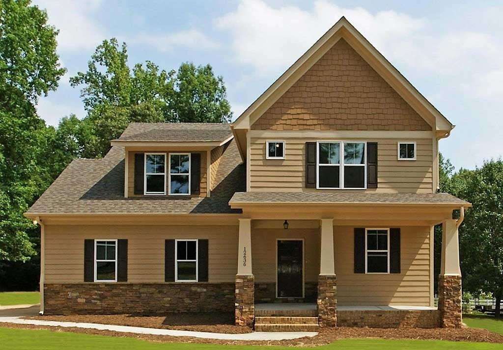 Simple Craftsman House Plans Designs Photos