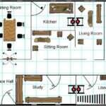 Simple Floor Map House Ideas Building