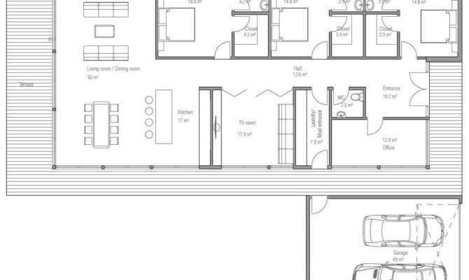 Simple Floor Plans Measurements House Pricing
