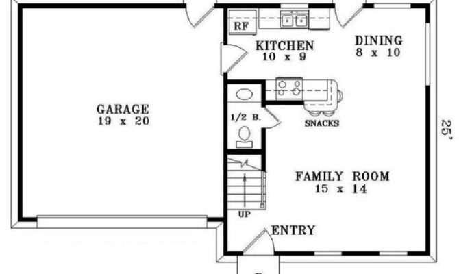 Simple Floor Plans Measurements House