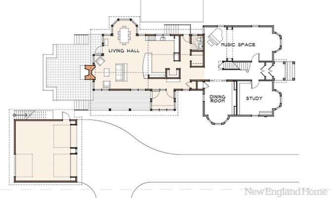 Simple Floor Plans Secret Passages Placement