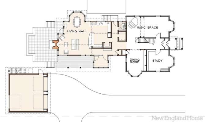 Simple Floor Plans Secret Passages Placement