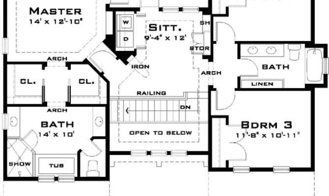 Simple Ground Floor House Plan Building Plans