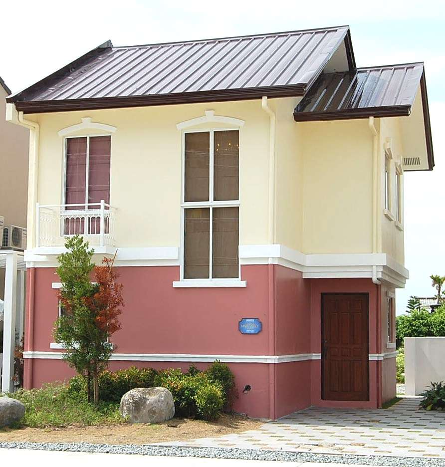 Simple House Design Philippines Lancaster New City