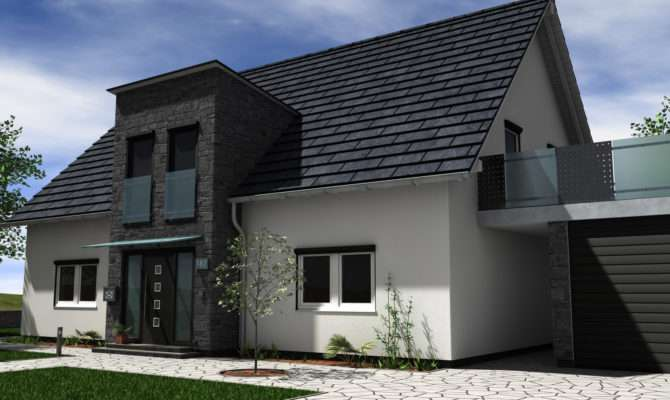 Simple House Design Pic