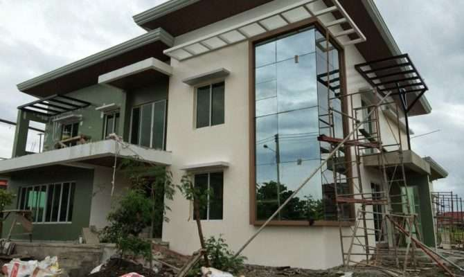 Simple House Designs Storey Plan