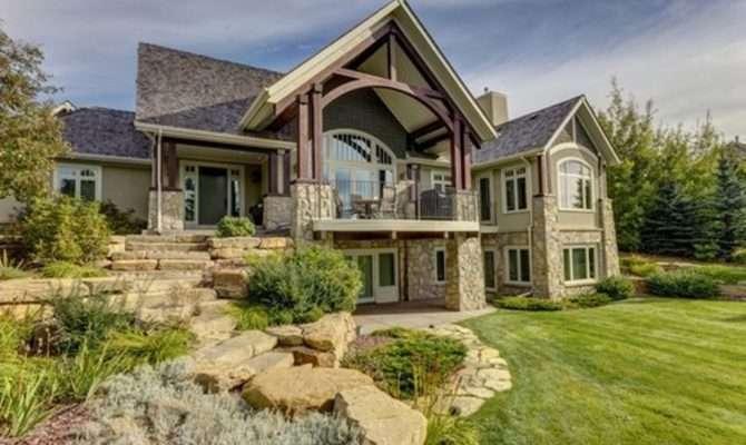 Simple House Plans Walkout Basement Ranch Style