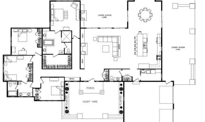 Simple Log Home Floor Plans Quotes