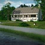 Simple Low Budget House Plans Home Design Elements