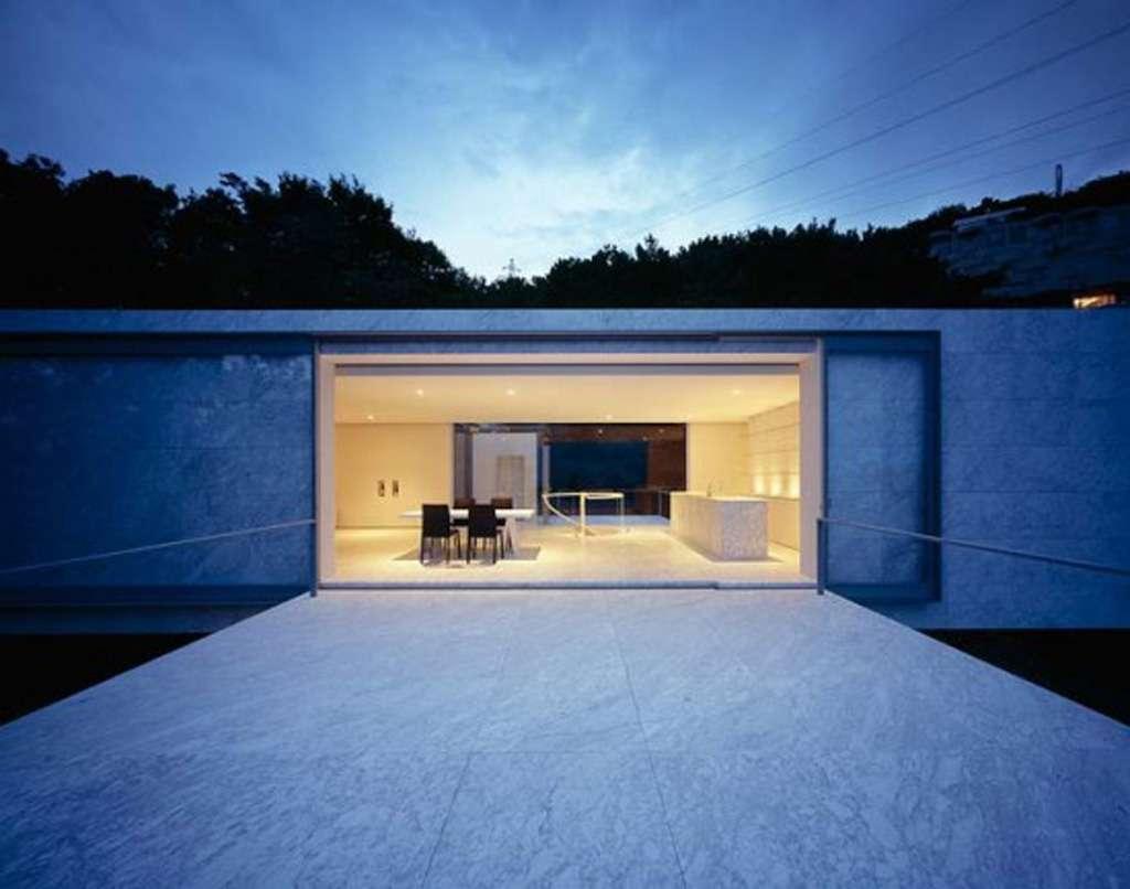 Simple Modern Concrete House Plans